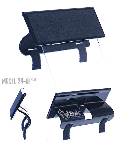 CinTweak 24-SEpro Standard Keyboard Tray for use with the Wacom Cintiq Pro 24 tablet, the Cintiq Pro Engine, and standard keyboards