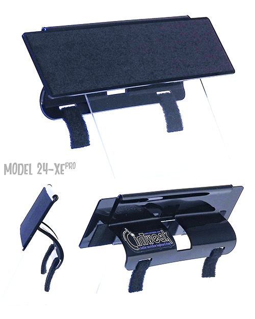 CinTweak 24-XEpro Extended Keyboard Tray for use with the Wacom Cintiq Pro 24 tablet, the Cintiq Pro Engine, and extended keyboards